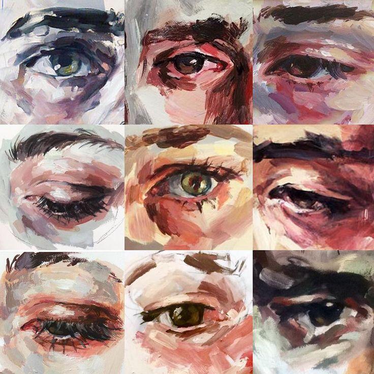 "21.3k Likes, 66 Comments - Elly Smallwood (@ellysmallwood) on Instagram: ""Close ups of some eyeballs"""