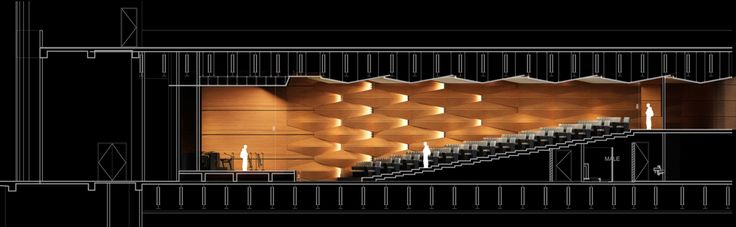 Auditorium section by rahemi rahman                                                                                                                                                                                 More