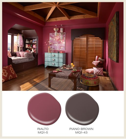Best Purple Rooms Images On Pinterest Purple Rooms Interior