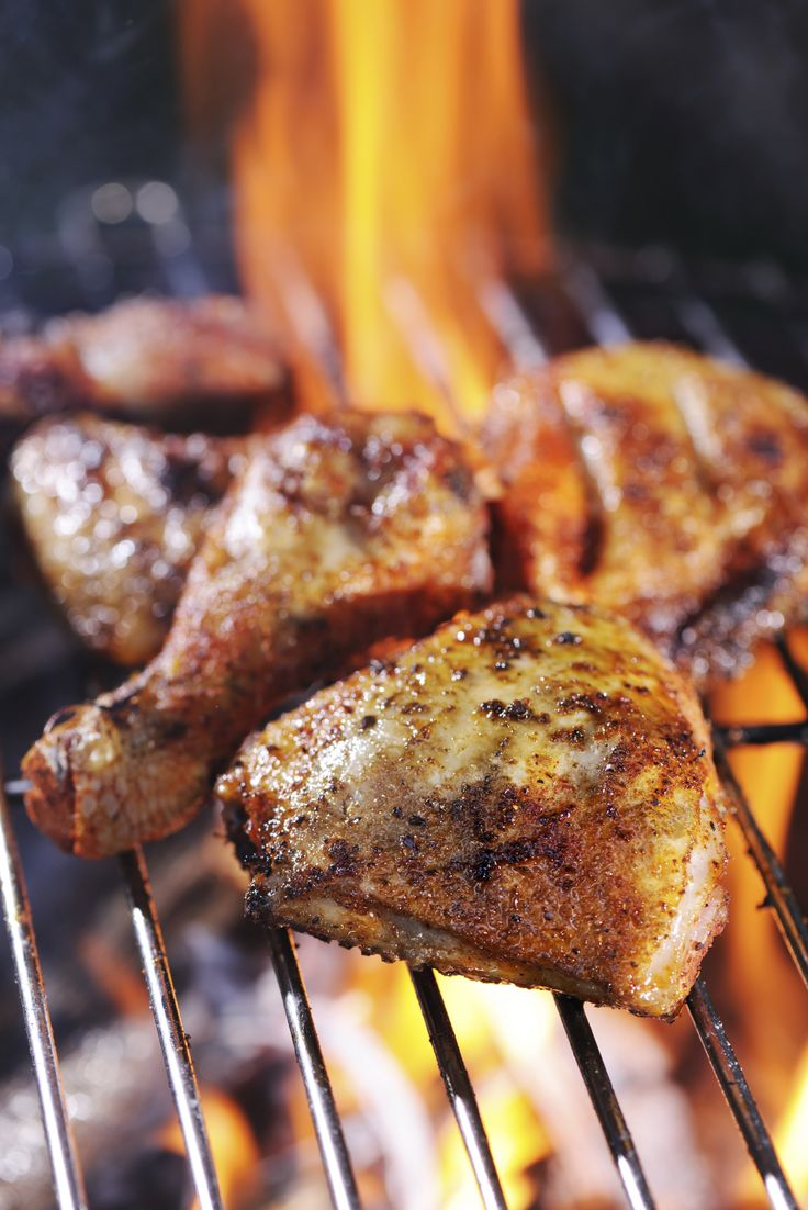 Smoked chicken is one of our specialties!