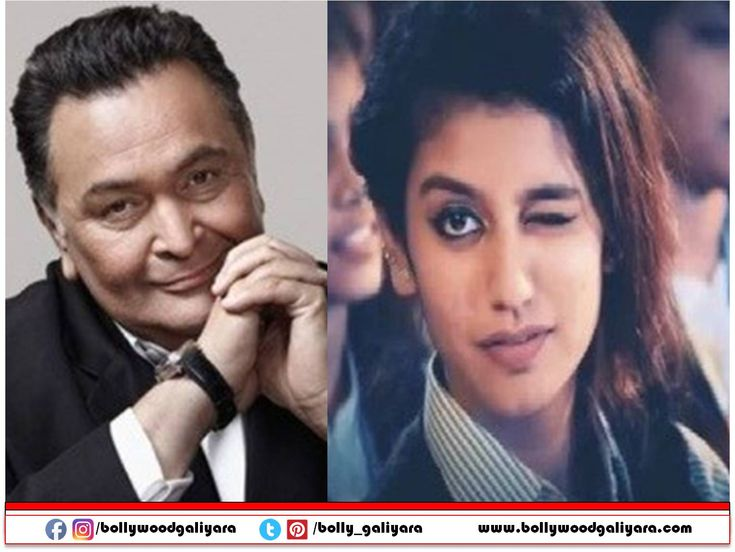 """""""Rishi Kapoor complimented the new actress on his social media page, saying that he predicts huge stardom for the youngster."""""""