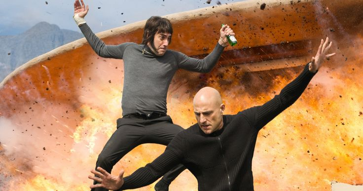 'Brothers Grimsby' Red Band Trailer Starring Sacha Baron Cohen -- A soccer hooligan teams up with his brother, the world's greatest spy, in the red band trailer for 'Brothers Grimsby', starring Sacha Baron Cohen. -- http://movieweb.com/brothers-grimsby-trailer-red-band/