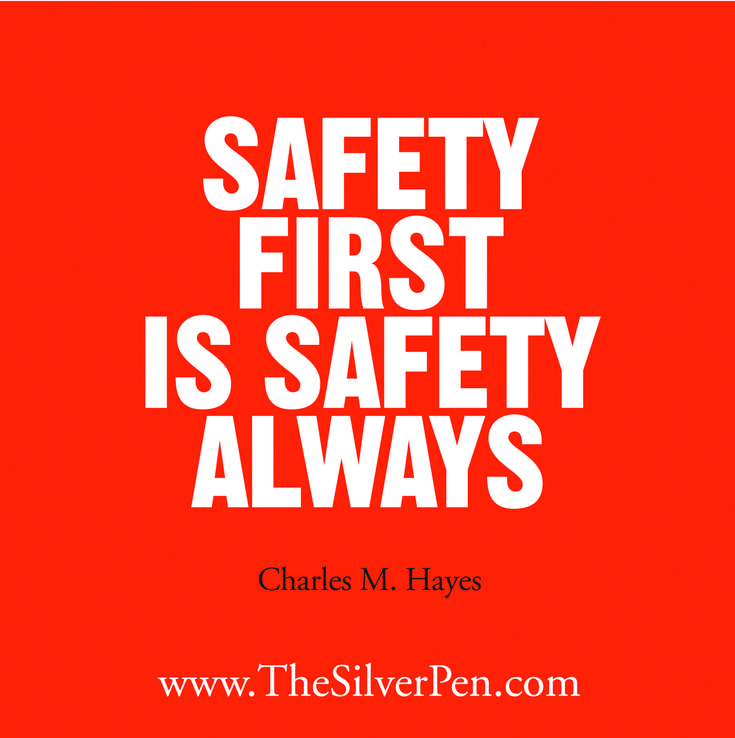 Safety Quotes 11 Best Safety Quotes Images On Pinterest  Safety Quotes Idioms