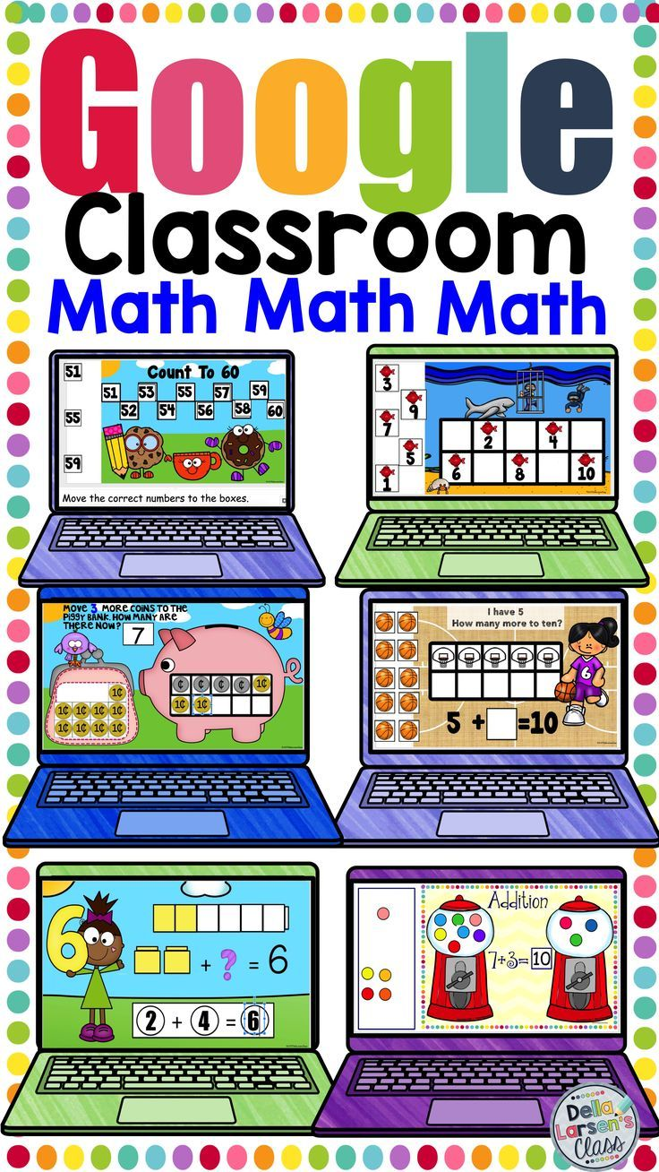 Kindergarten Math curriculum for Google Classroom. This resource includes activities to teach Counting and Cardinality, Counting Objects, Comparing Numbers, Operations and Algebraic Thinking, Numbers and Operations in Base Ten, Measurement and Data, and Geometry. Start back to school ready to fully utilize Google Classroom. Embrace technology in a meaningful way and ignite your math centers and enjoy being paperless all year.