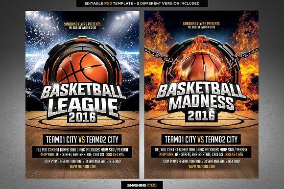 4606 best Flyer Templates - Flyers Design - Flyers Ideas images on - basketball flyer example