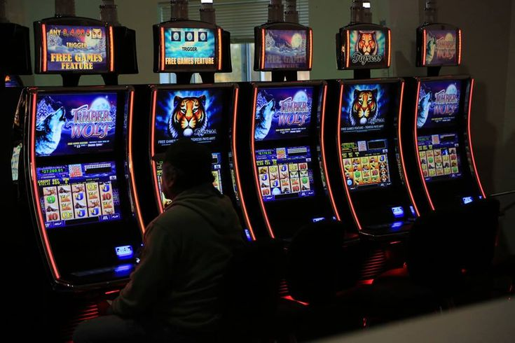 'It's pretty difficult to drive anywhere in America today without seeing an Indian gaming casino.'