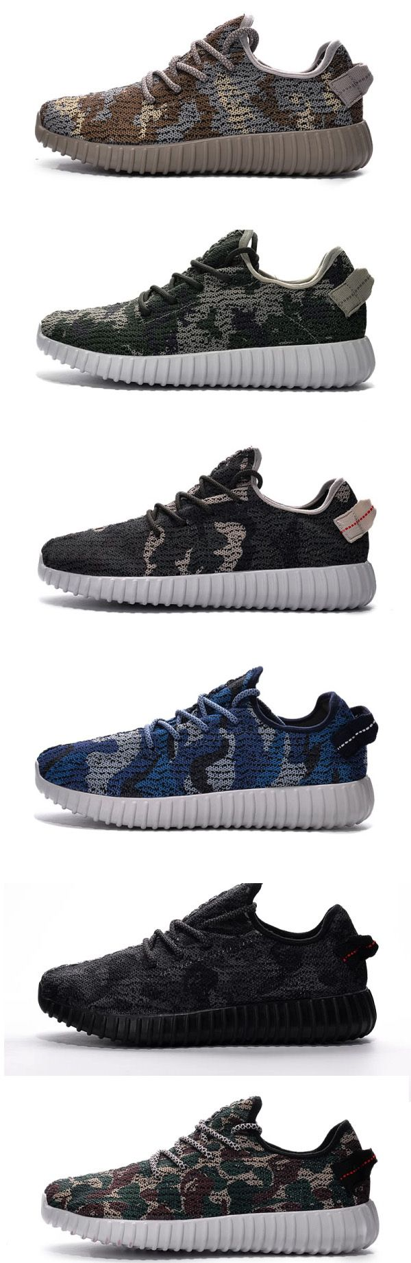Cheap Adidas Yeezy 350 Camouflage Men Boost Free Shipping only price $43
