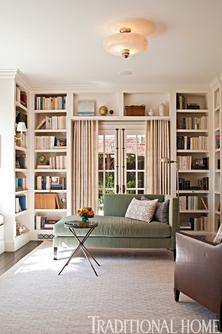 Step Inside Actor Sean Hayes's Elegant L.A. Home via @MyDomaine