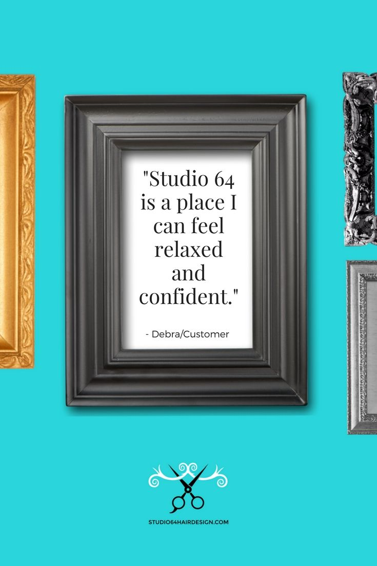 Relax AND feel confident here. Quick book online www.studio64hairdesign.com #hairsalon #waxing #pedicure  #tattoomakeup #langleybc