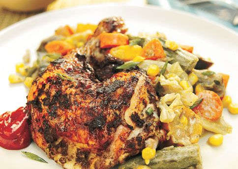 35 best images about jamaica recipes on pinterest for Authentic jamaican cuisine