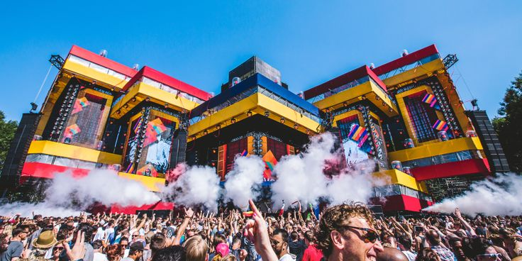 Celebrating it's 20th anniversary, Europe's leading outdoor techno festival Awakenings, just dropped a massive lineup for the 2017 edition of the event
