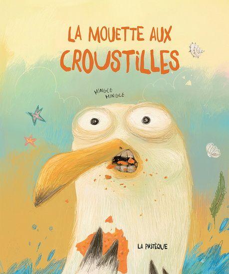 Un article de Louisanne Lethiecq «La mouette aux croustilles» est un album splendide, tant sur le plan graphique que sur le thème abordé. Imaginée par l'auteur-illustrateur sud-coréen Min-Geol Je...