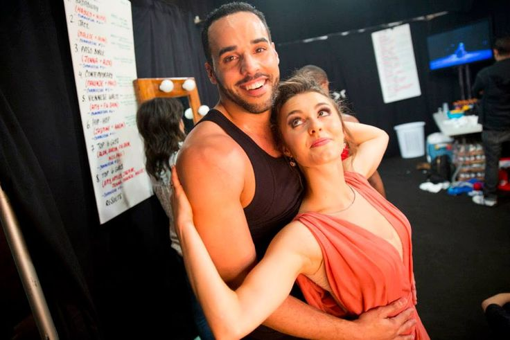 Aaron Turner and Kathryn McCormick on 8/13/13 #sytycd
