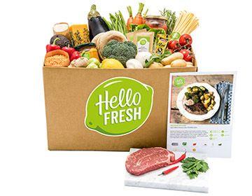 Classic Box Recipes | Week 19 | HelloFresh