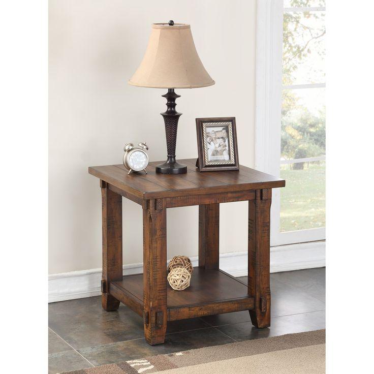 Legends Furniture Restoration End Table - ZRST-4100