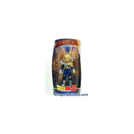 Free Shipping. Buy dragonball z dbz movie collection 9 inch battle damaged vegeta action figure by if labs = rare! at Walmart.com