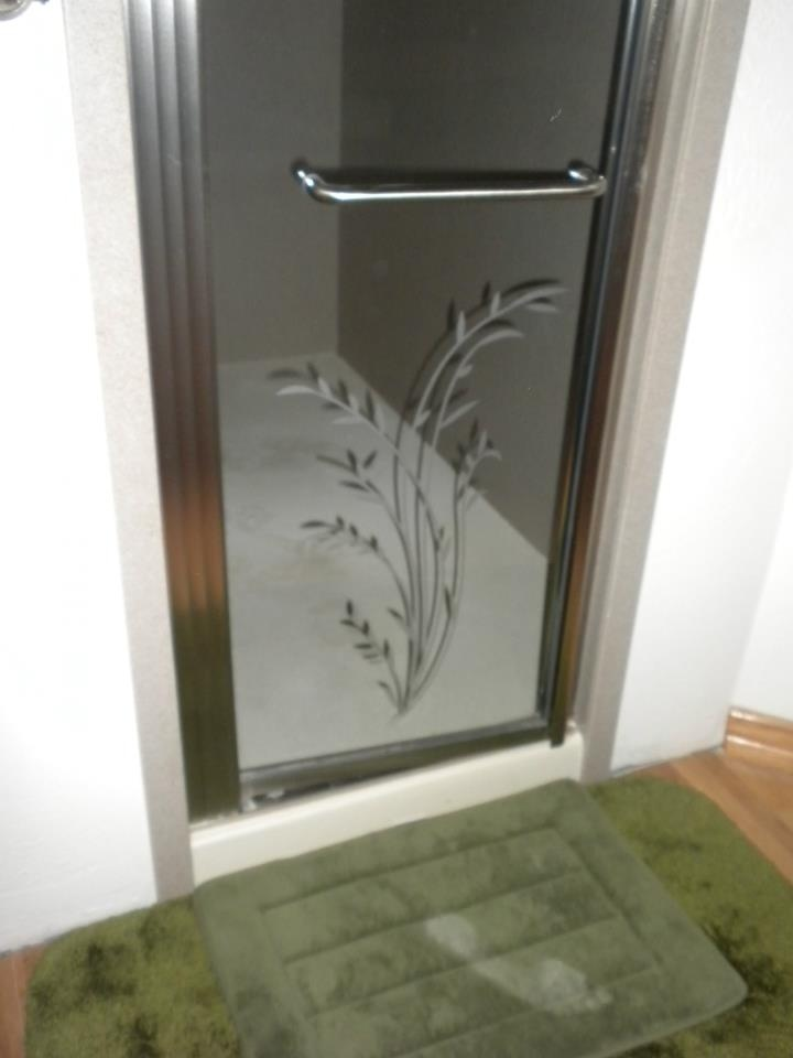 Etched Shower Doors 8 best shower etched doors images on pinterest | etched glass