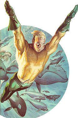 Alex Ross Aquaman