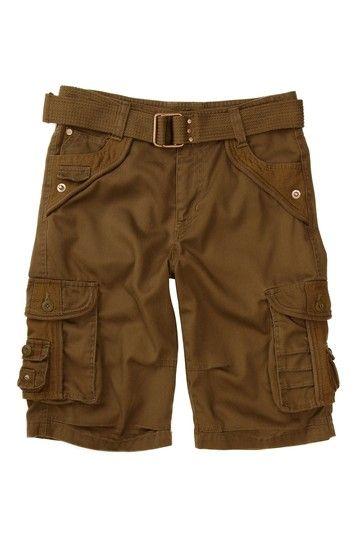 Belted Jonah Cargo Short by Request Kids on @HauteLook