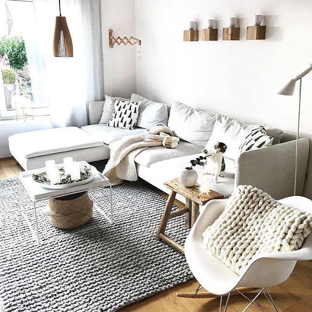 Wollehochdrei Small Living Room Design Scandinavian Design Living Room Living Room Scandinavian