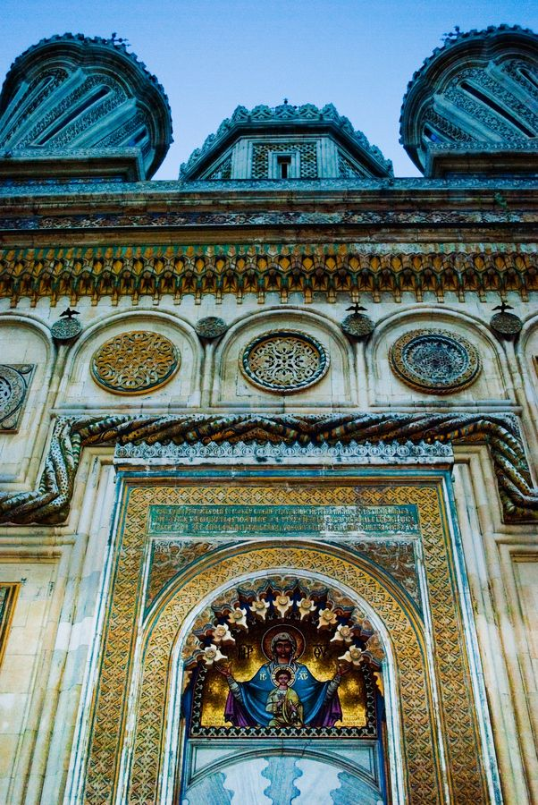 Curtea de Arges Cathedral