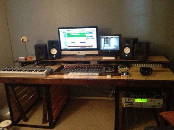 Remarkable 17 Best Ideas About Home Recording Studio Setup On Pinterest Largest Home Design Picture Inspirations Pitcheantrous