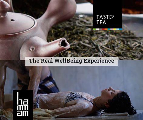 Hammam and TASTE3 TEA