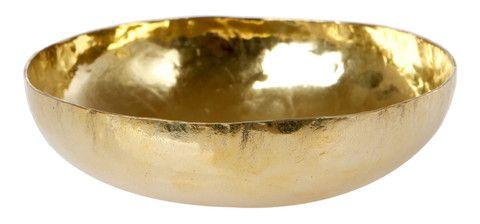 Zakkia Hammered Brass Bowl – THAT LITTLE SHOP