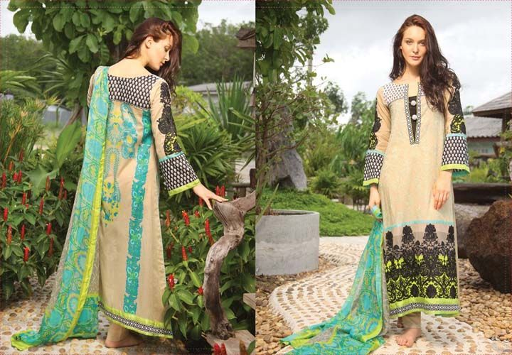 pakistan eid clothes 2013 | Eid Summer Lawn Dress Collection 2012 by Lakhany Silk Mills | Pakistan ...