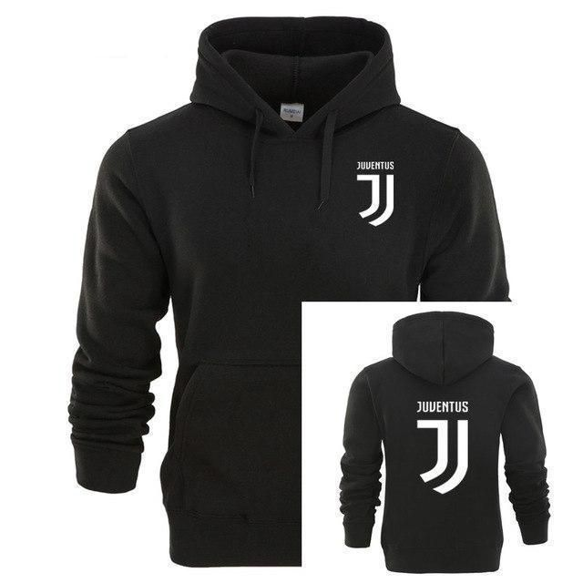 b033c3383 New Man Women Juventus 2017 Print Sportswear Hoodies Male Hip Hop  Fleecemodkily