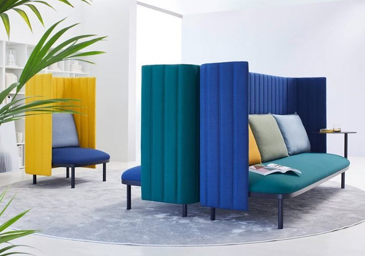 """Mi piace"": 2,276, commenti: 10 - Design Milk (@designmilk) su Instagram: ""#StudioGrosch designed Ophelis Sum, a modular #seating concept with three core elements that can be…"""