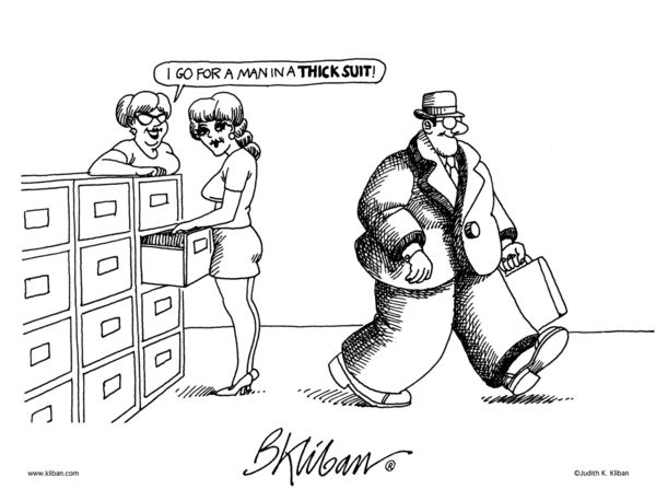 Kliban Comic Strip On GoComics