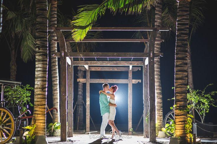 Iva & Steven Wedding Photography at Taman Beghawan Bali | Ferry Tjoe Wedding Photographer