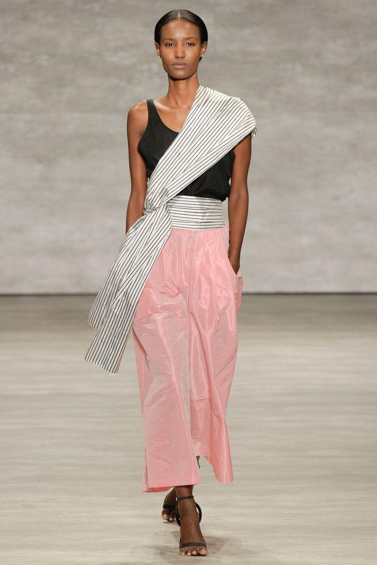 Tome Spring 2015 Ready-to-Wear Fashion Show - Fatima Siad (IMG)
