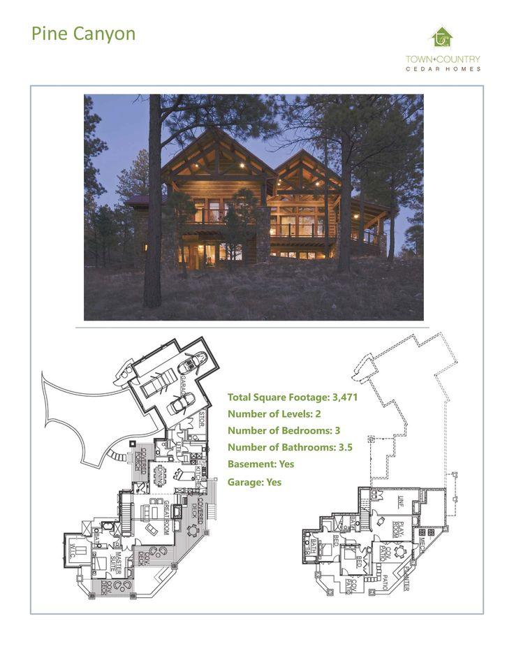 31 best Hybrid Log Homes - 1/2 log siding images on Pinterest | Log ...
