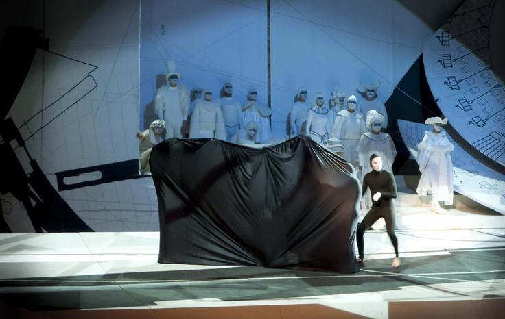 Kimmo Hakola: La Fenice – Savonlinna Opera Festival. Photo: Antti Kuivamäki