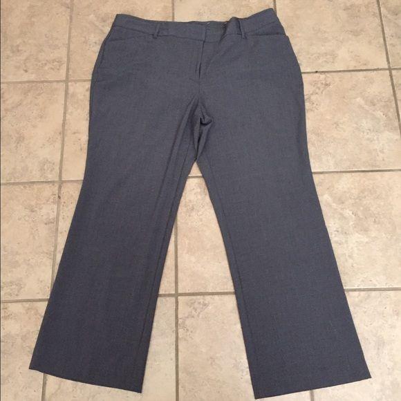 Size 2 long dress pants george