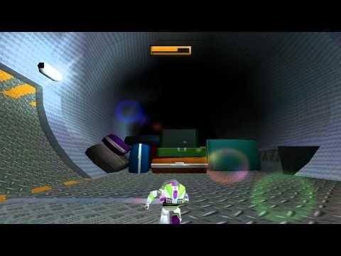 Toy Story 2 Walkthrough PS1 - Level 15 - Final Showdown - ePSXe 1.8.0 - Full HD - YouTube