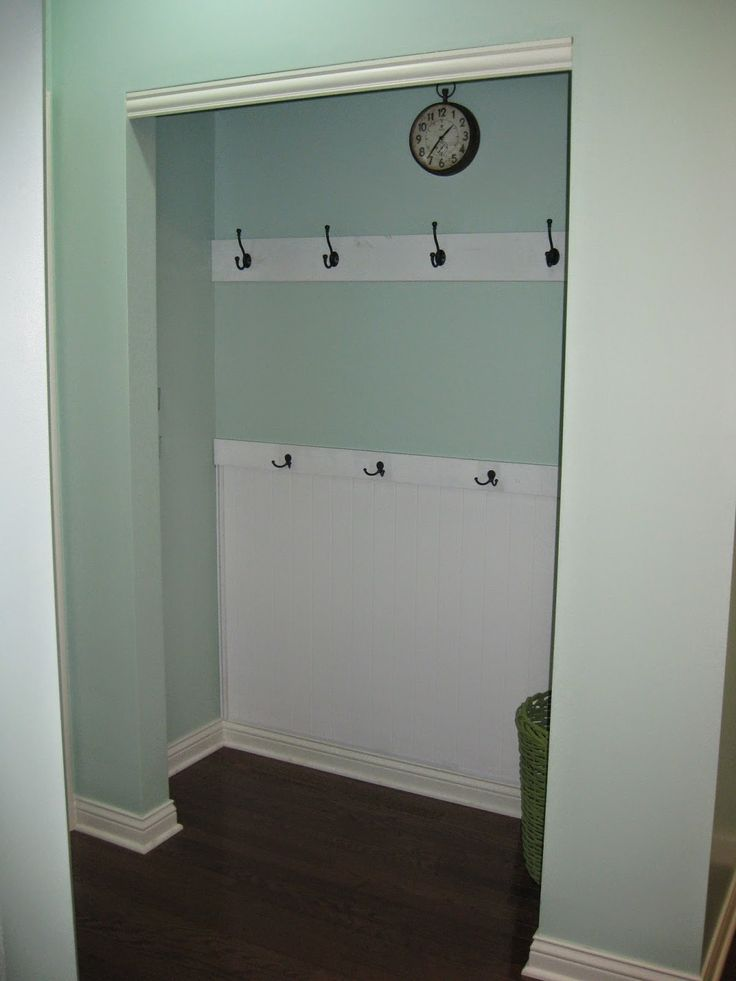 Best 25 Coat Closet Makeovers Ideas On Pinterest Coat