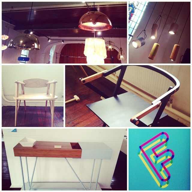 """@melbfringe's photo: """"Congratulations to all our #fringefurniture winners! Come see all the incredible work at @abbotsfordconvent during #mfringe - now until Oct 5!"""""""