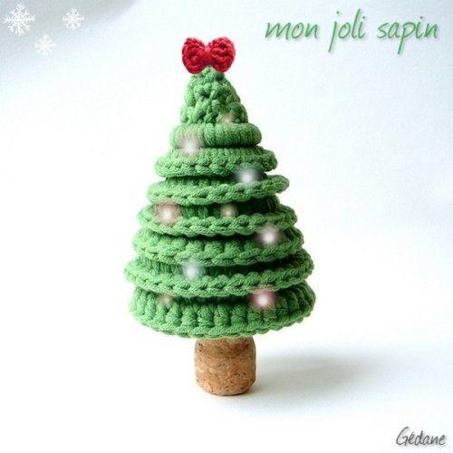 Sapin de Noël , en Tuto !