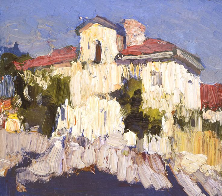Butina street. Chita - Bato Dugarzhapov - Russian Fine Art