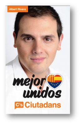 Ciutadans. Cartell electoral: autonòmiques 2012