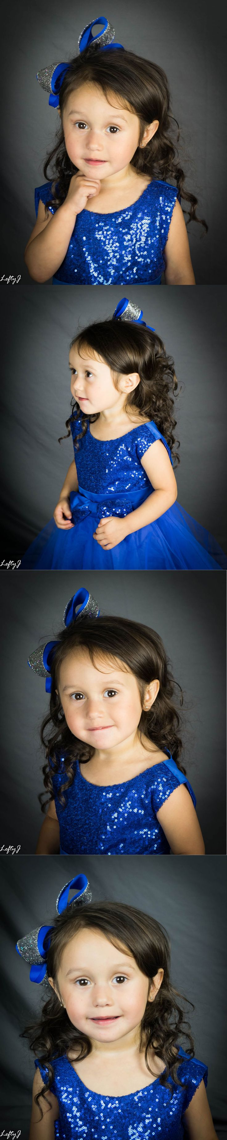 The adorable little Averie came into our studio for some headshots for upcoming pageants. We think they came out pretty good. http://www.leftyjphotography.com #corpuschristiphotography #corpuschristiphotographer #pageants #kidphotography #childrenphotography #pageantphotography