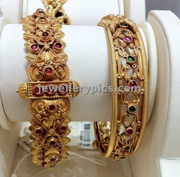 Latest Indian Jewellery designs and catalogues in gold diamond and precious stones