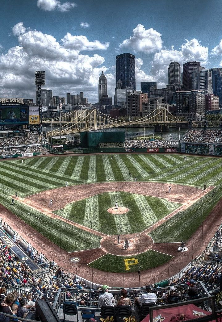 PNC Park Pittsburgh PA Home Of The Pirates About L Hour