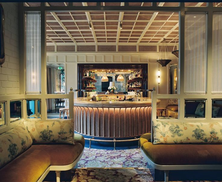 London Luxury Hotels | Overview - Chiltern Firehouse | Luxury Hotels in Marylebone
