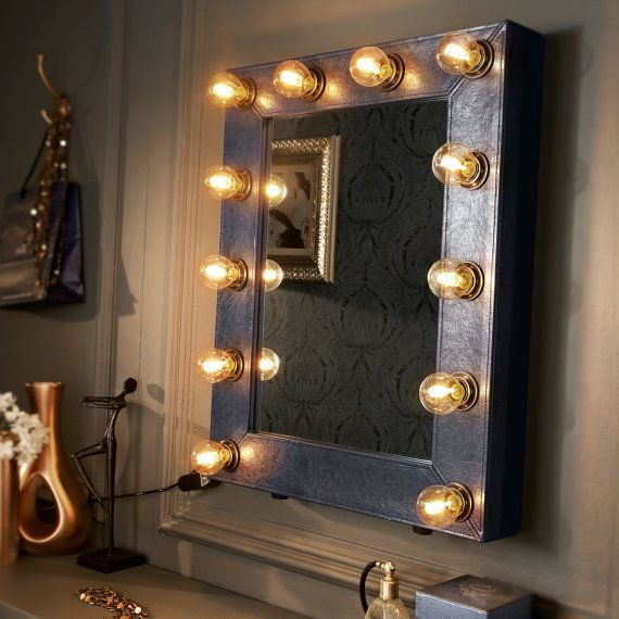 9 Best Theatre Mirrors Images On Pinterest Closet Rooms