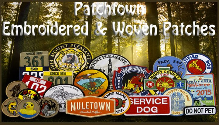 Over 500+ patrol patches,wood badges, patrol flags, custom embroidered patches in stock.