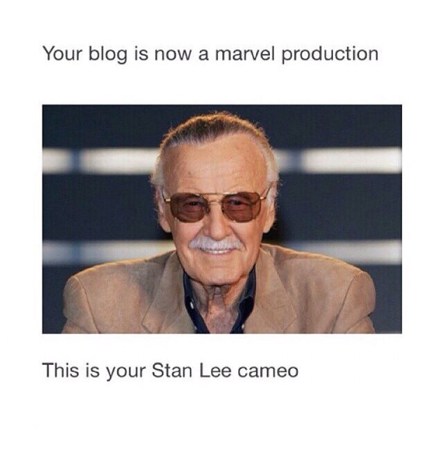No Marvel movie experience is complete without spotting the cameo of Stan the man!